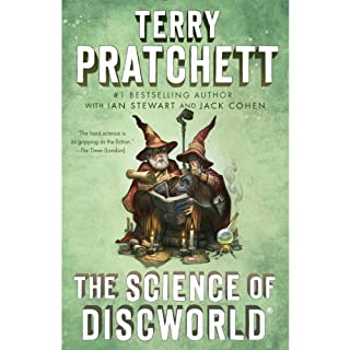 The Science of Discworld audiobook cover art
