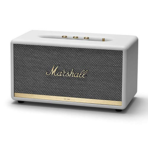 Marshall Stanmore II Altavoz Bluetooth - Blanco (UK)