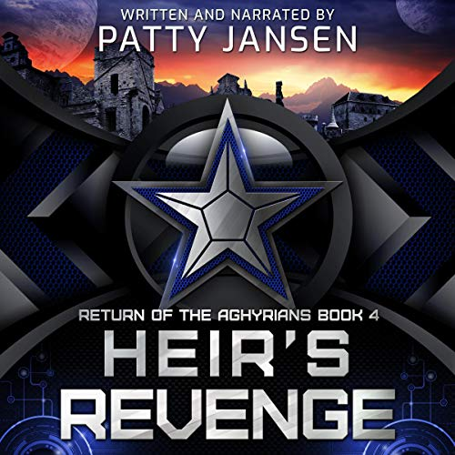 Heir's Revenge cover art
