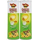 ポテトチップス サワークリーム&オニオン味 160g×2個