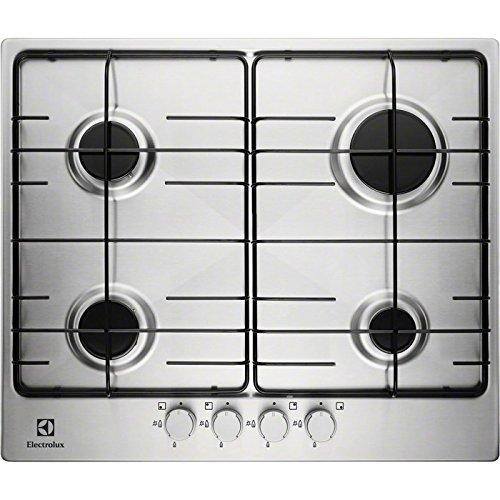 Electrolux egg16242nx encastrer gaz acier inoxydable plan cuisson