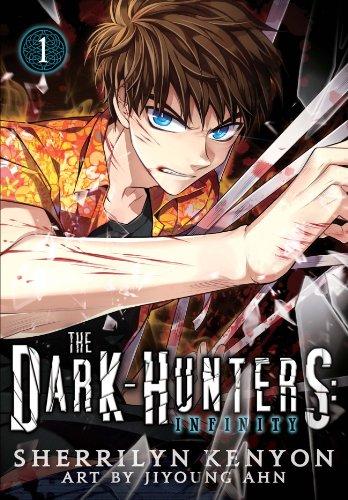 The Dark-Hunters: Infinity, Vol. 1: The Manga (Chronicles of Nick) (English Edition)