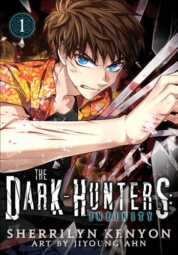 The Dark-Hunters: Infinity, Vol. 1: The Manga (Chronicles of Nick) (English Edition)