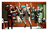 Anchorman Funny Movie Poster Print Gift Poster for Fan Poster Home Art Wall Posters [No Framed]