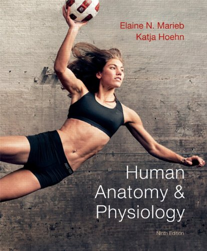 Human Anatomy & Physiology Plus MasteringA&P with eText -- Access Card Package (9th Edition) (Marieb, Human Anatomy and