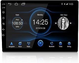 LEXXSON 10 inch Android 8.1 Car Radio 1024x600 GPS Navigation Bluetooth USB Player 1G DDR3 + 16G NAND Memory Flash