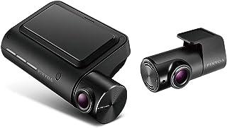 セイワ(SEIWA) 前後2カメラ ドライブレコーダー PIXYDA PDR800FR 前後200万画素 Wi-Fi接続 Full HD ノイズ対策済 夜間画像補正 SONY製イメージセンサー搭載 LED信号対応 専用microSD(16GB)...