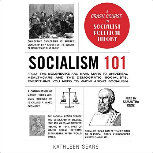 Page de couverture de Socialism 101