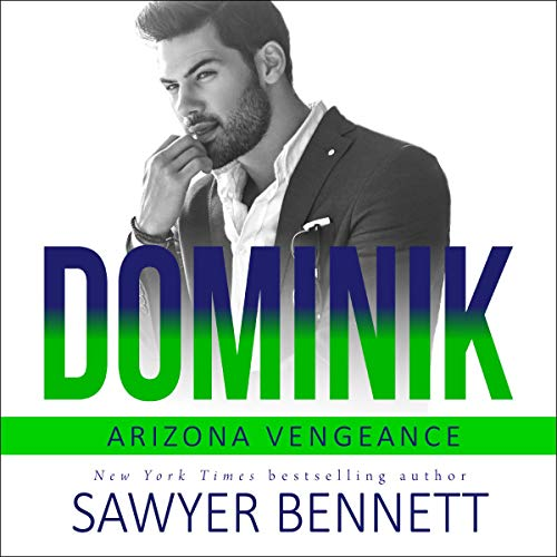 Dominik audiobook cover art