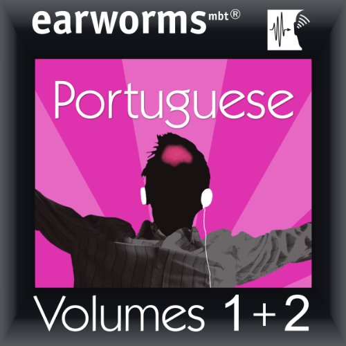 Rapid Portuguese (European): Volumes 1 & 2 audiobook cover art