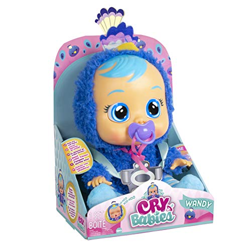 IMC Toys - Cry Babies - 93201 - Bebe' Piagnucolosi -  WANDY