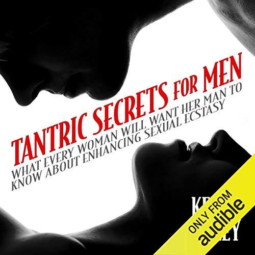 Page de couverture de Tantric Secrets for Men