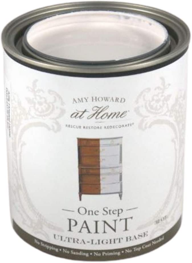 Amy Howard Home One-Step Memphis Mall Paint Finish White P Ballet Ranking TOP14 Chalk