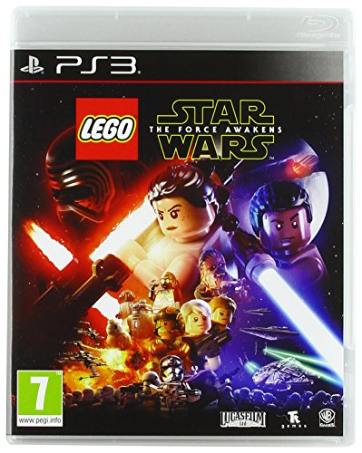LEGO STAR WARS: THE FORCE AWAKENS - PLAYSTATION EXCLUSIVE PS3 [ ]