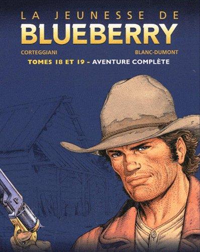 La jeunesse de Blueberry : Coffret en 2 volumes : Tome 18, 1276 âmes et Tome 19, Rédemption