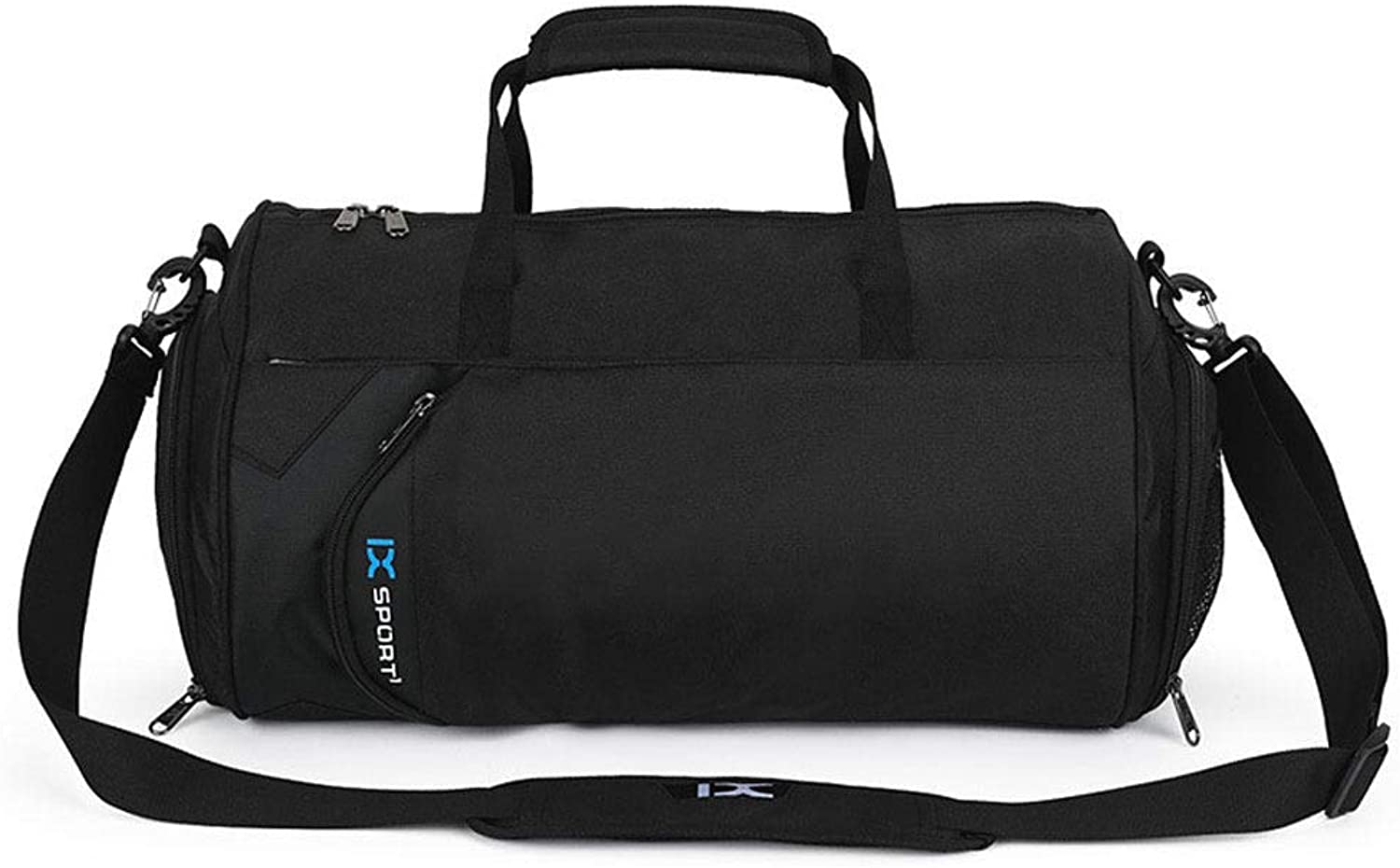 97857bd36b472e Gym Bag, Sport Gym Duffle Bag Training Handbag Yoga Bag Travel Overnight  Weekend Shoulder Tote