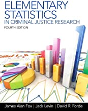 Elementary Statistics in Criminal Justice Research (2-downloads)