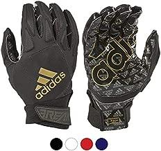 adidas Freak 4.0 Padded Receiver's Football Gloves Black Large