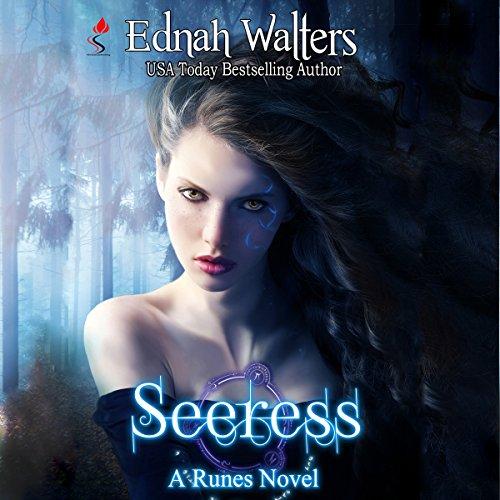 Seeress audiobook cover art