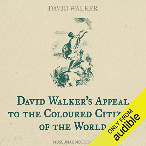『David Walker's Appeal to the Coloured Citizens of the World』のカバーアート