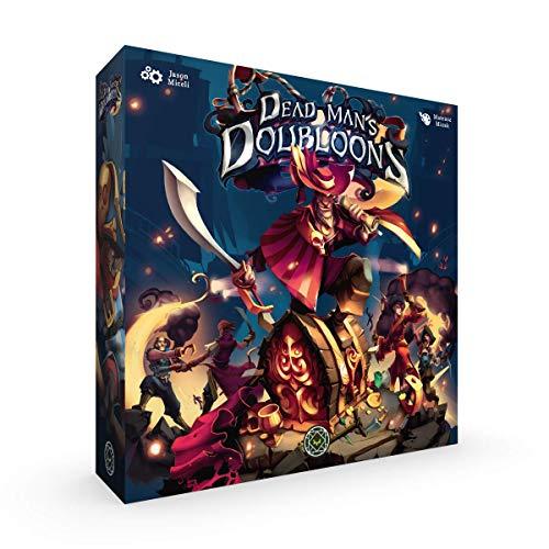 Dead Man´s Doubloons - Mandala Jogos, Preta