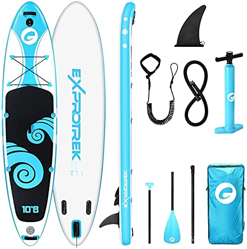 Exprotrek Stand Up Paddling Board