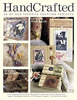 HandCrafted (The Best of Stampington & Company, 1)