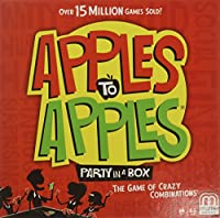 Mattel n-bgg15Apples to Apples Party Box