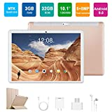 4G Tablet 10.1 Zoll Android 9.0, Quad Core DUODUOGO G10 3 GB RAM