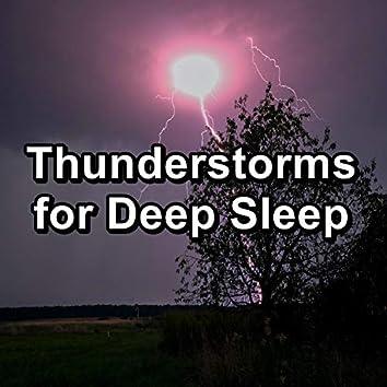 Thunderstorms for Deep Sleep