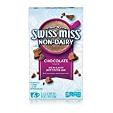 Swiss Miss Non-Dairy Chocolate Flavored Hot Cocoa Mix, 1.23 oz. 6-Count