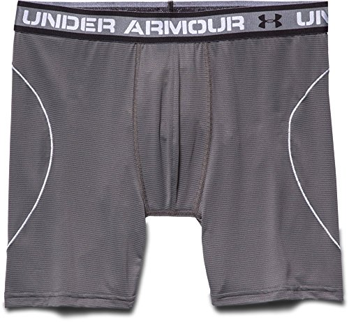 Under Armour Men Iso-Chill Mesh 6' Boxerjock Boxer Briefs