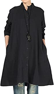 Best linen jacket size 24 Reviews