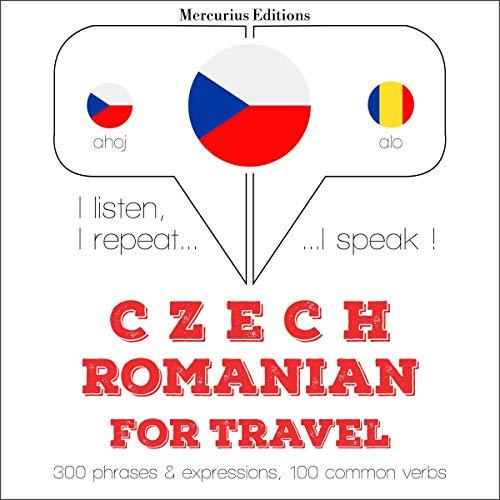 Czech - Romanian. For travel cover art