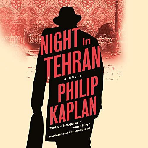 Night in Tehran cover art