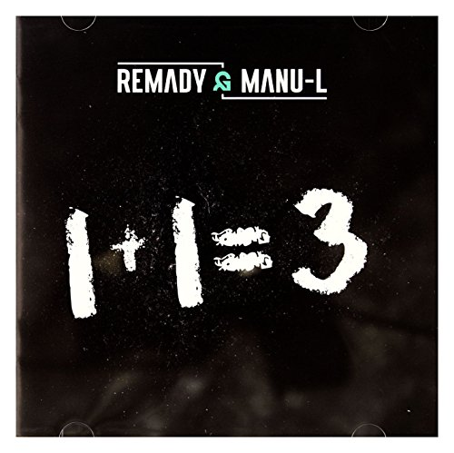 Remady & Manu-L: 1+1=3 [CD]