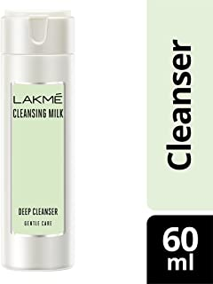 Lakme Gentle and Soft Deep Pore Cleanser, 60 ml