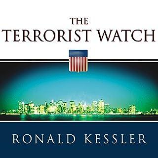 The Terrorist Watch audiobook cover art