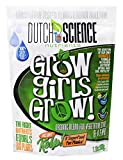 Best Cannabis Nutrients - Dutch Science Nutrients Grow Girls Grow 100% Organic Review
