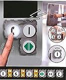 コロコロコレクション つなげて集めろ! エレベーターボタン 全6種セット システムサービス