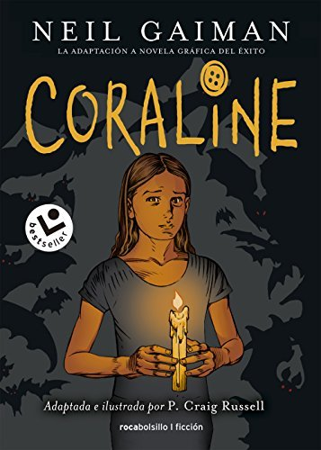 Coraline Novela grafica (Spanish Edition) by Neil Gaiman (2016-02-28)
