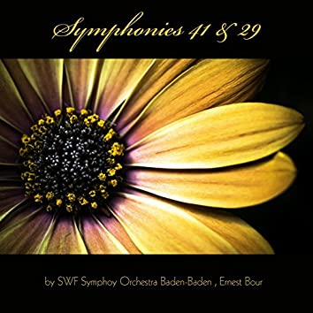 Mozart: Symphonies Nos. 41 & 29
