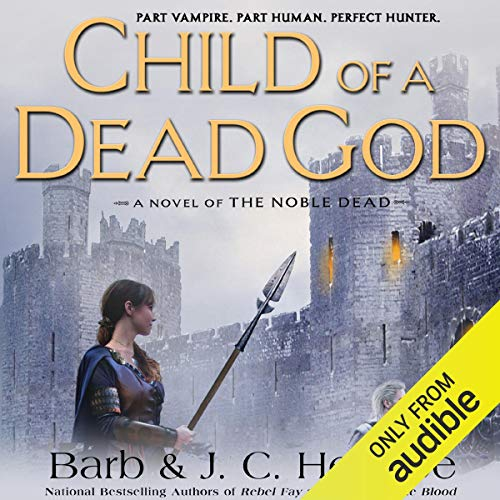 Child of a Dead God audiobook cover art