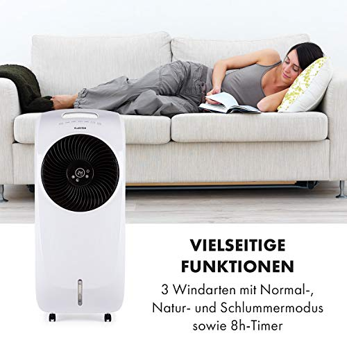 Klarstein Rotator 4in1 Luftkühler & Befeuchter Erfahrungen & Preisvergleich
