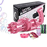 Gatling Bubble Machine 2021 Cool Toys Bubble...