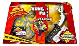 Mattel Kung Fu Panda - Paquete de ataque de pulmón para armas de entrenamiento