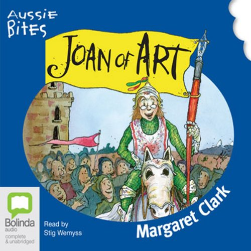 Joan of Art: Aussie Bites cover art