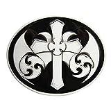 Urban Backwoods Celtic Cross III Hebillas de cinturón Belt Buckle