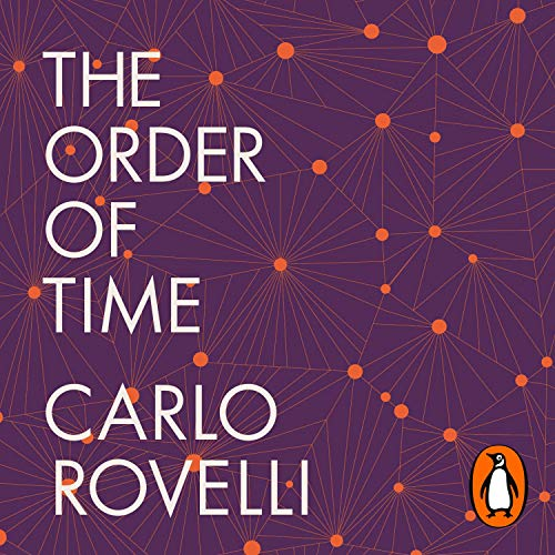 Couverture de The Order of Time