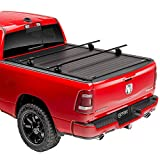 RetraxPRO XR Retractable Truck Bed Tonneau Cover | T-80841 | Fits 2007 - 2021 Tundra CrewMax with Deck Rail System 5' 7' Bed (66.7')
